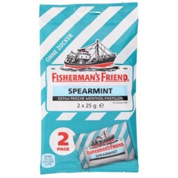 Fishermans Friend Spearmint...