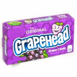 Grapehead Grape Candy 23g