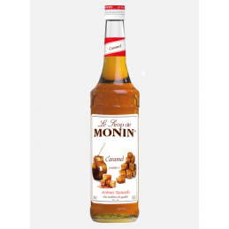 Syrop karmelowy Monin,...