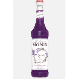Syrop Monin, lawenda, 0,7 l