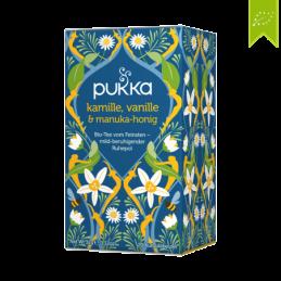 Herbata PUKKA Bio rumianek,...