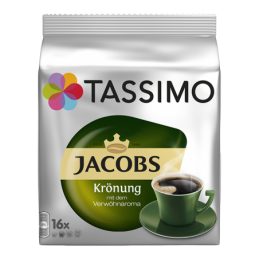 Kawa w kapsułkach Tassimo...