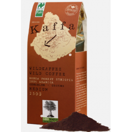 KAFFA Wildkaffee Medium,...
