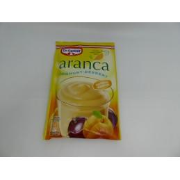 Dr. Oetker Aranca Joghurt-Dessert Aprikose-Maracuja Deser jogurtowy Aranca morelowo-marakuja