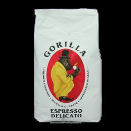 Kawa pełne ziarna Gorilla Espresso Delicato 1000 g