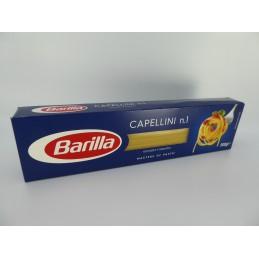 Barilla Pasta Nudeln Capellini No. 1 Makaron