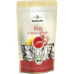 Bünting Bio Tee Erdbeer-Orange