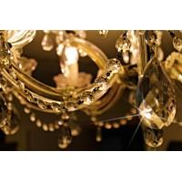 Żyrandole kryształowe, Lampy | Rudepol