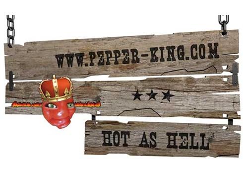 Pepper-King